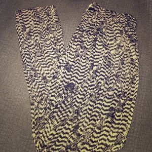 Isabel Marant H&M Silk Trousers Sz 8